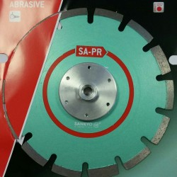 Disque Segmenté pour pierres abrasives SANKYO SPARTAM