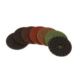 Disque Velcro Polissant à Eau Céramique Low Cost