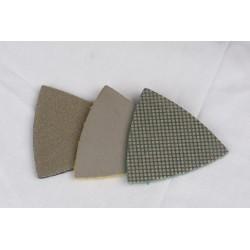 Triangle Diamanté Velcro